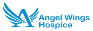 Angel WIngs Hospice Logo