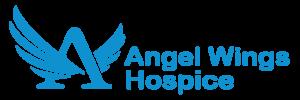 Angel WIngs Hospice Logo